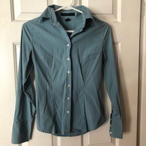 Express Dress Button Down Shirt - Size 4